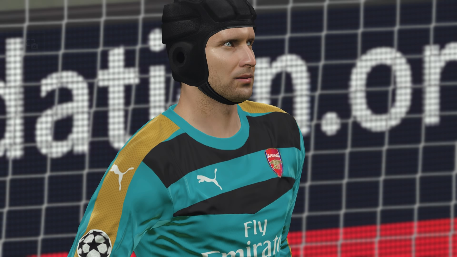 Goalkeeper Controls - PES 2017