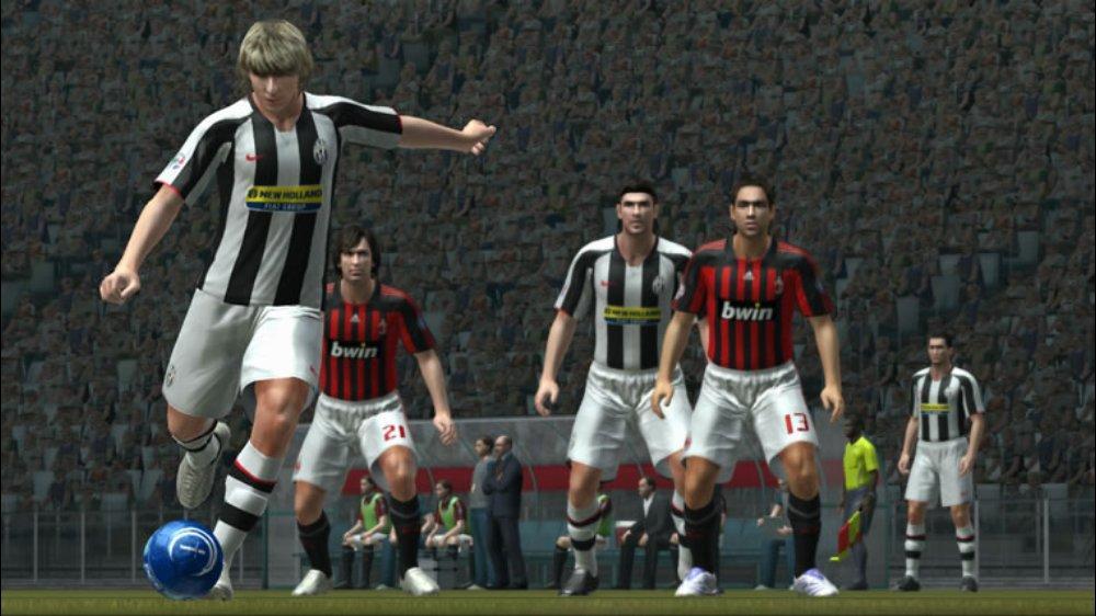 PES 2008 Screenshot Nedved