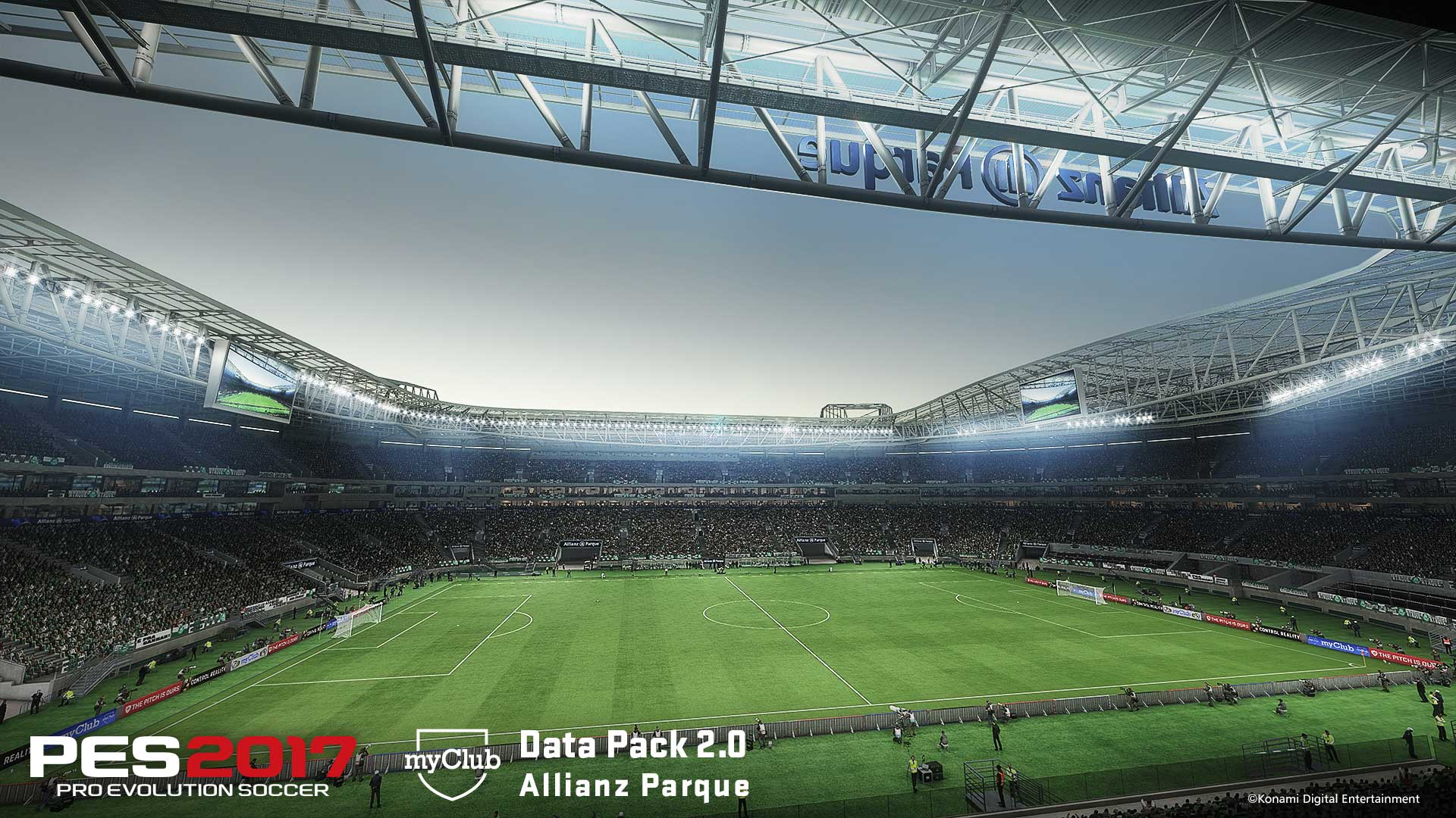 Data Pack 2.0 - Palmeiras Stadium Allianz Parque