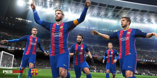 PES 2017 Data Pack 2.0 - Messi