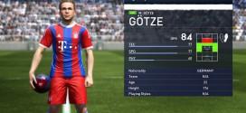 Player Ratings - PES 2015 Demo