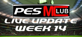 Live Update Week 14 - Cover