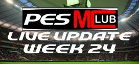 Live Update - Week 24