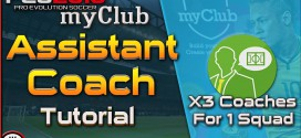 Assistant Manager myClub