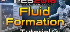 Fluid Formation Tutorial
