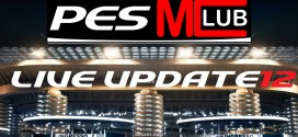 PES Live Update Week 12