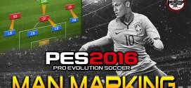Man Marking PES 2016