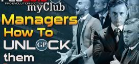 Unlocking Managers