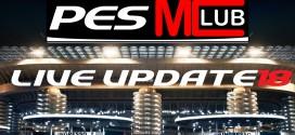 PES Live Update Week 18