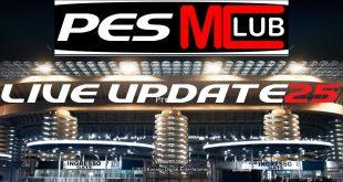 PES Live Update Week 25