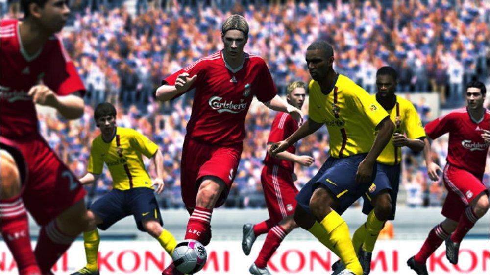 PES 2010 Screenshot Torres